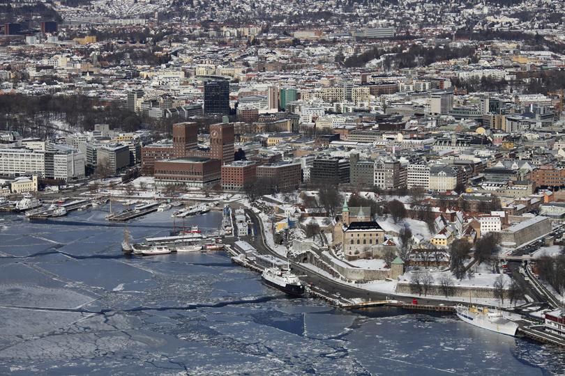 Over Oslo