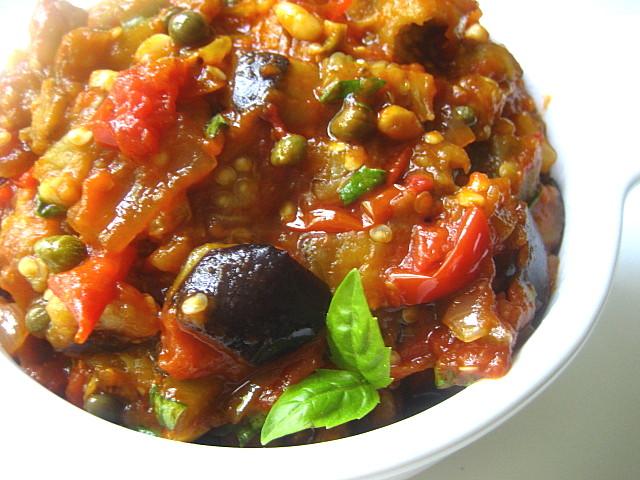 Stacey Snacks: Sicilian Caponata