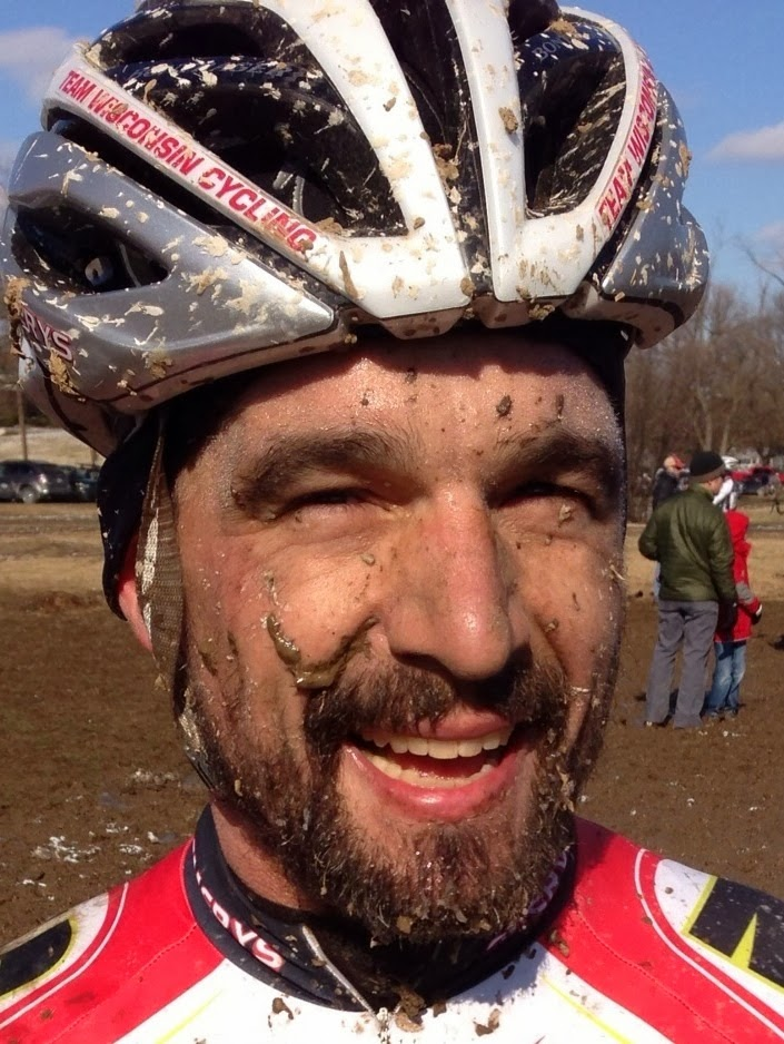 At 2013 Masters Cyclocross World Championships