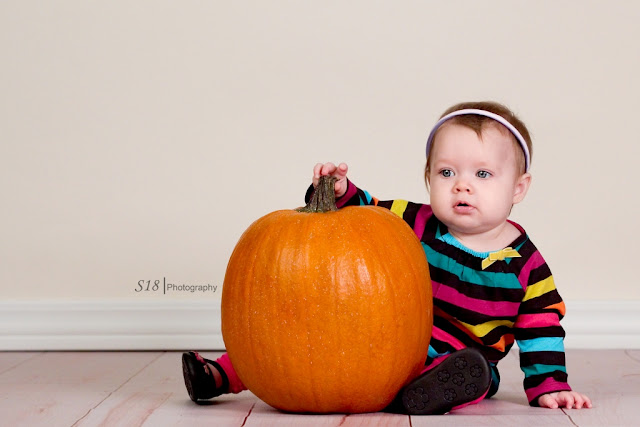 pumpkin+6 Sydneys Fall Pictures | Marlton New Jersey Baby Photographer