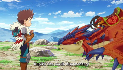 Monster Hunter Stories: Ride On Episode 05 Subtitle Indonesia