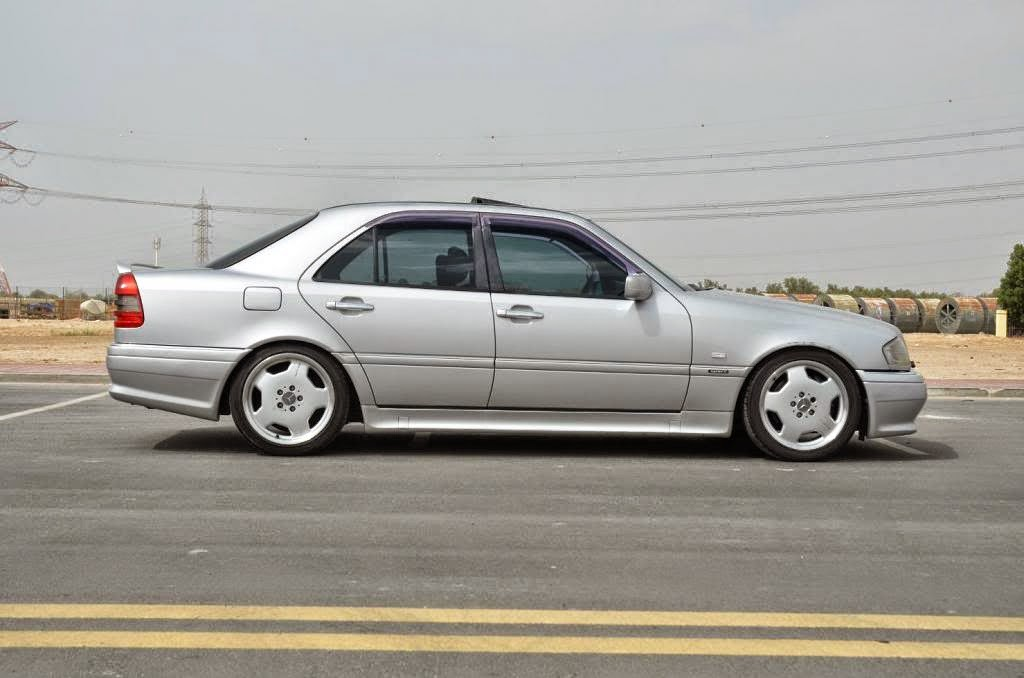 1995 Mercedes Benz W202 C36 Amg Benztuning