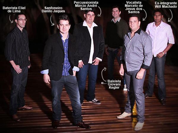 Integrantes da banda Gurizada Fandangueira (Foto: Divulgação)