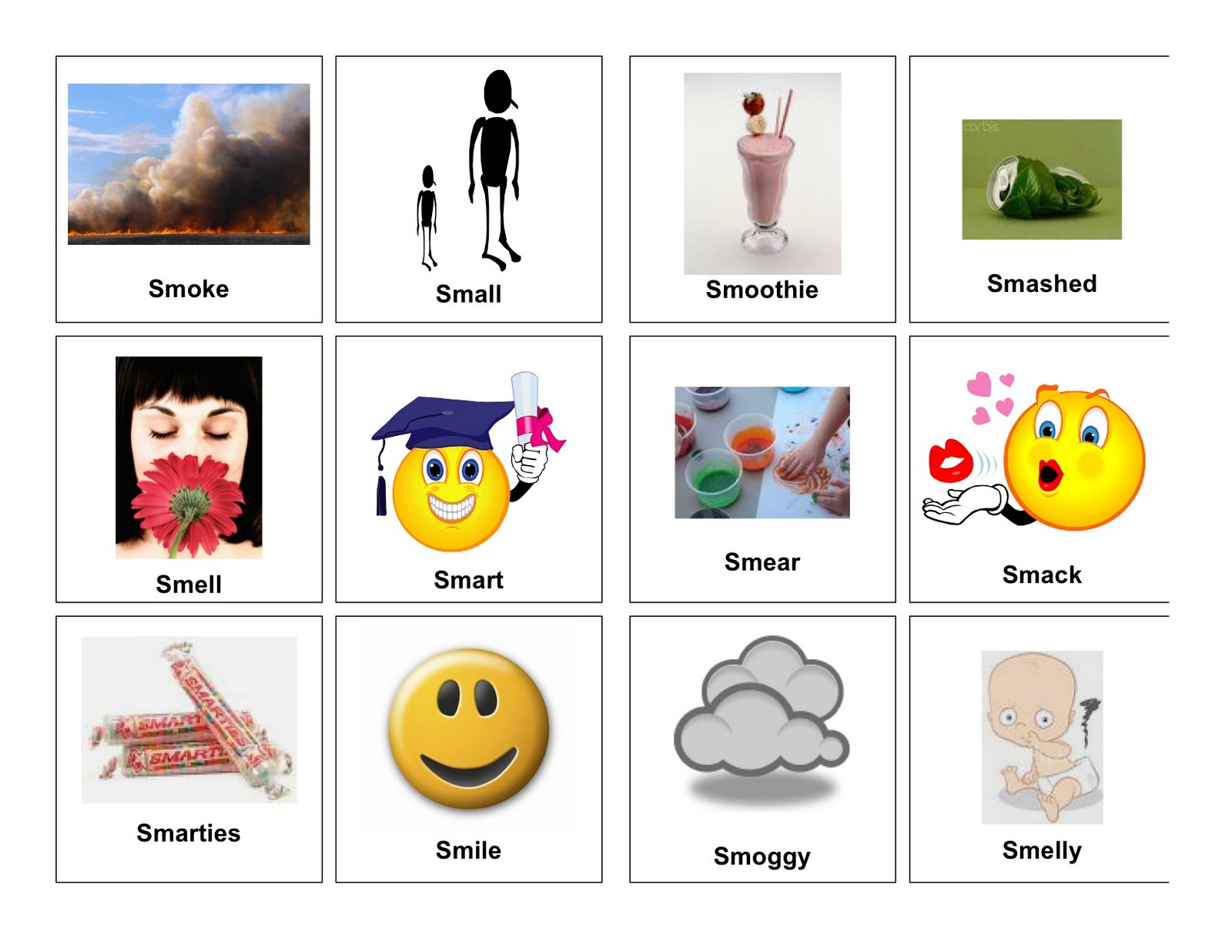 Sp Blend Words Pictures to Pin on Pinterest - PinsDaddy