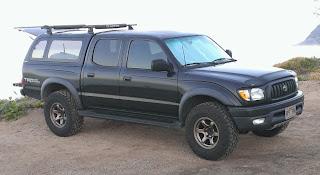 Toyota Tacoma Konig Countersteer Matte Bronze