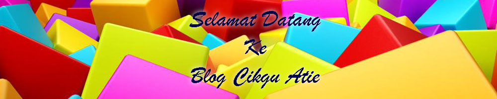 Blog Cikgu Atie