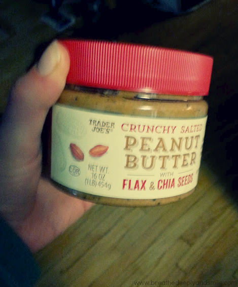 Five-Friday-Favorites-Trader-Joe's-Peanut-Butter