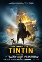 Download The Adventures of Tintin (2011) DVDRip 400MB Ganool