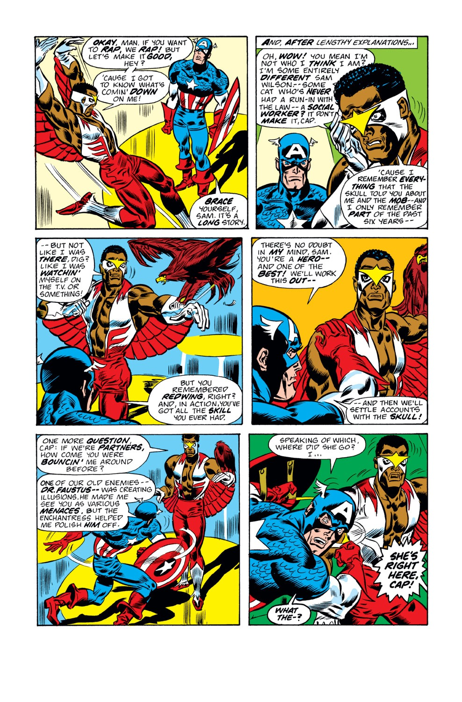Captain America (1968) Issue #189 #103 - English 17
