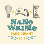 It's NaNoWriMo Time Again!