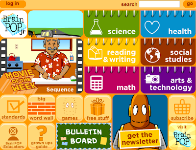 Jun 25,  · The BrainPOP Jr.® Movie of the Week app delivers a different animated movie every week - plus related quizzes and educational activities - free! Ideal for kids in Kindergarten through grade 3, BrainPOP Jr. spans topics across Science, Social Studies, Reading, Writing, Math, Health, Arts, and /5(3K).