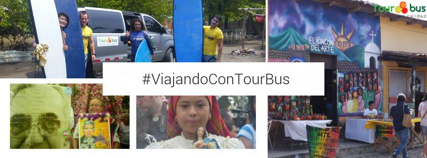 TOUR BUS EL SALVADOR