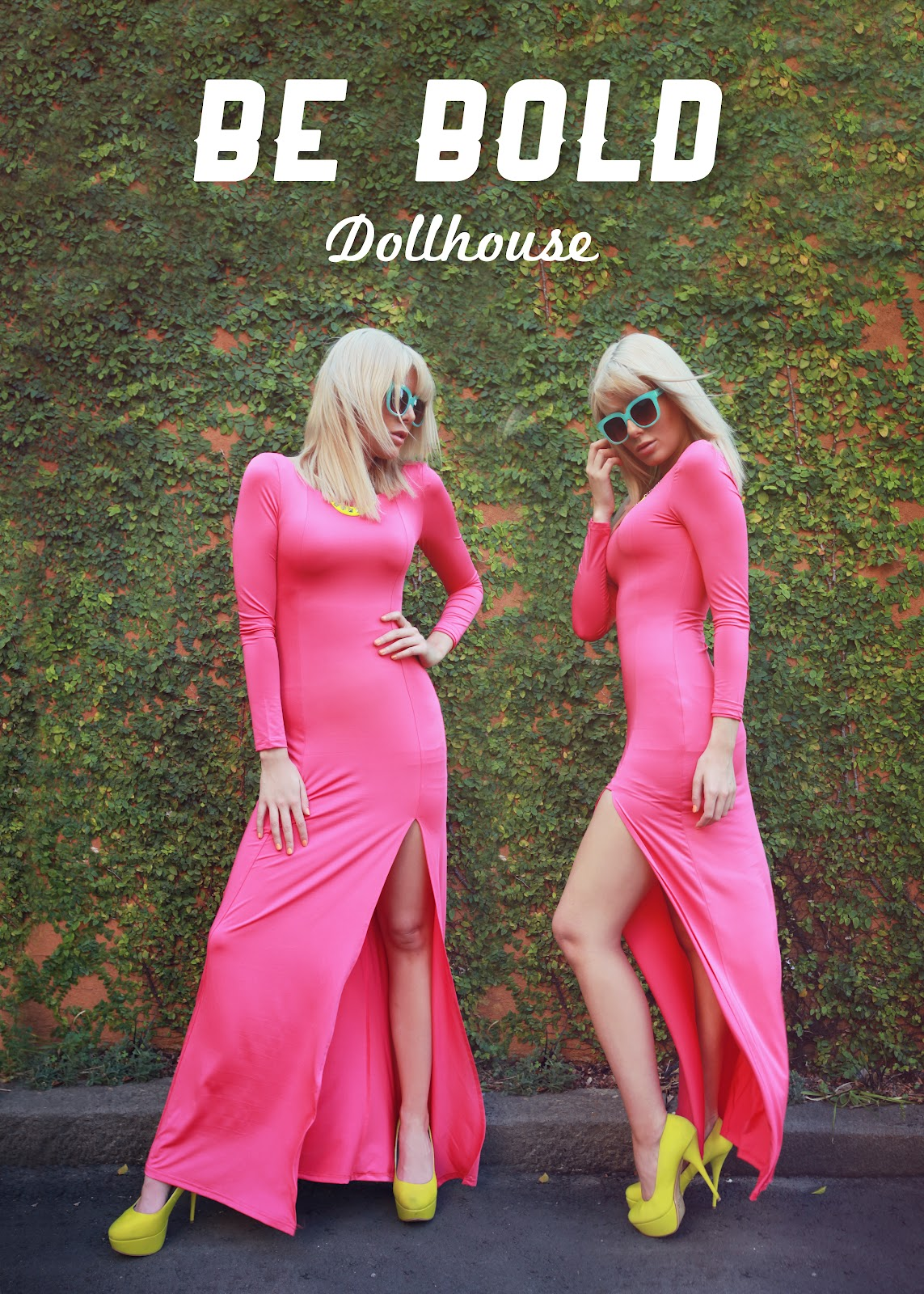Style Me Trc Be Bold At The Dollhouse