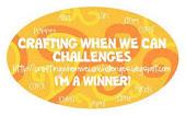 I Won Challenge 16!!
