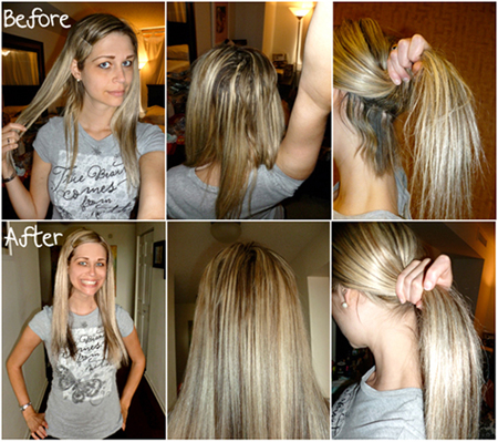 There are only two ways to live your life the truth about hair the truth about hair extensions pmusecretfo Images