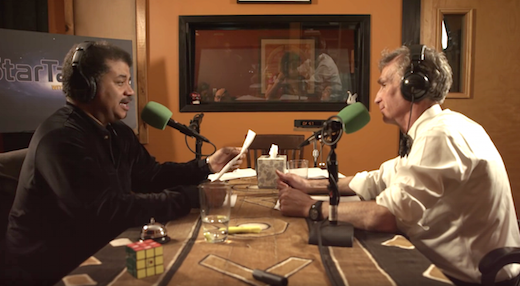 Bill Nye and Neil Tyson Talk About Aliens 2015, UFO Sightings