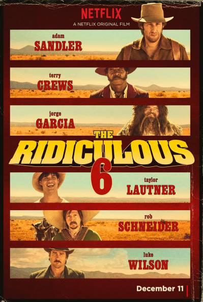 Bộ 6 Dở Hơi -  The Ridiculous 6