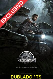 Assistir Jurassic World – O Mundo dos Dinossauros Dublado 2015