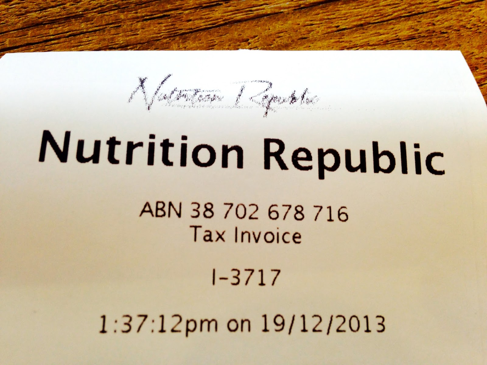 Nutrition Republic