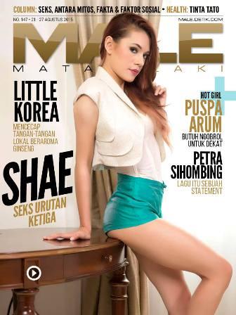 male magazine 147 - shae