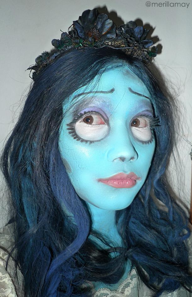 merilla may's blog: Behind The Scene : My Corpse Bride's