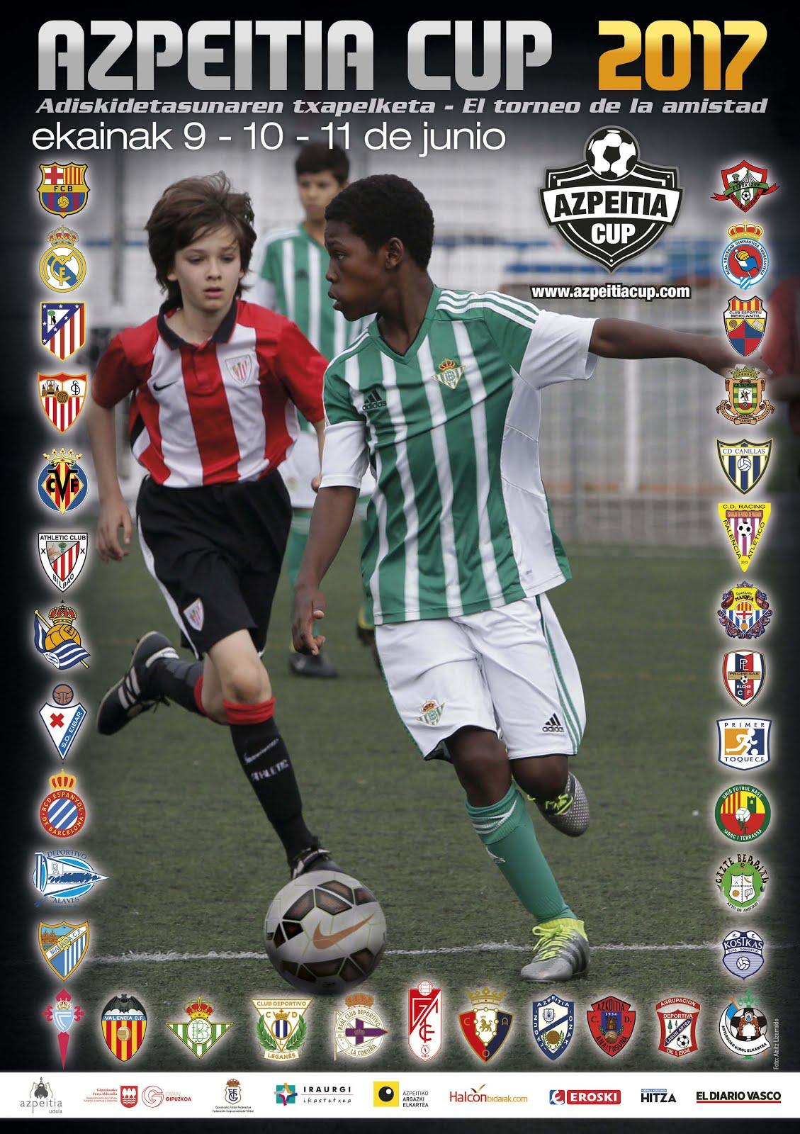 AZPEITIA CUP 2017