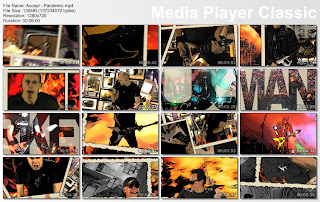 Accept - Pandemic, MP4, download, HD