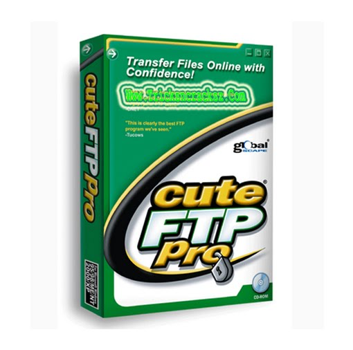 Cute FTP Professional - Dosya Transferi Programı