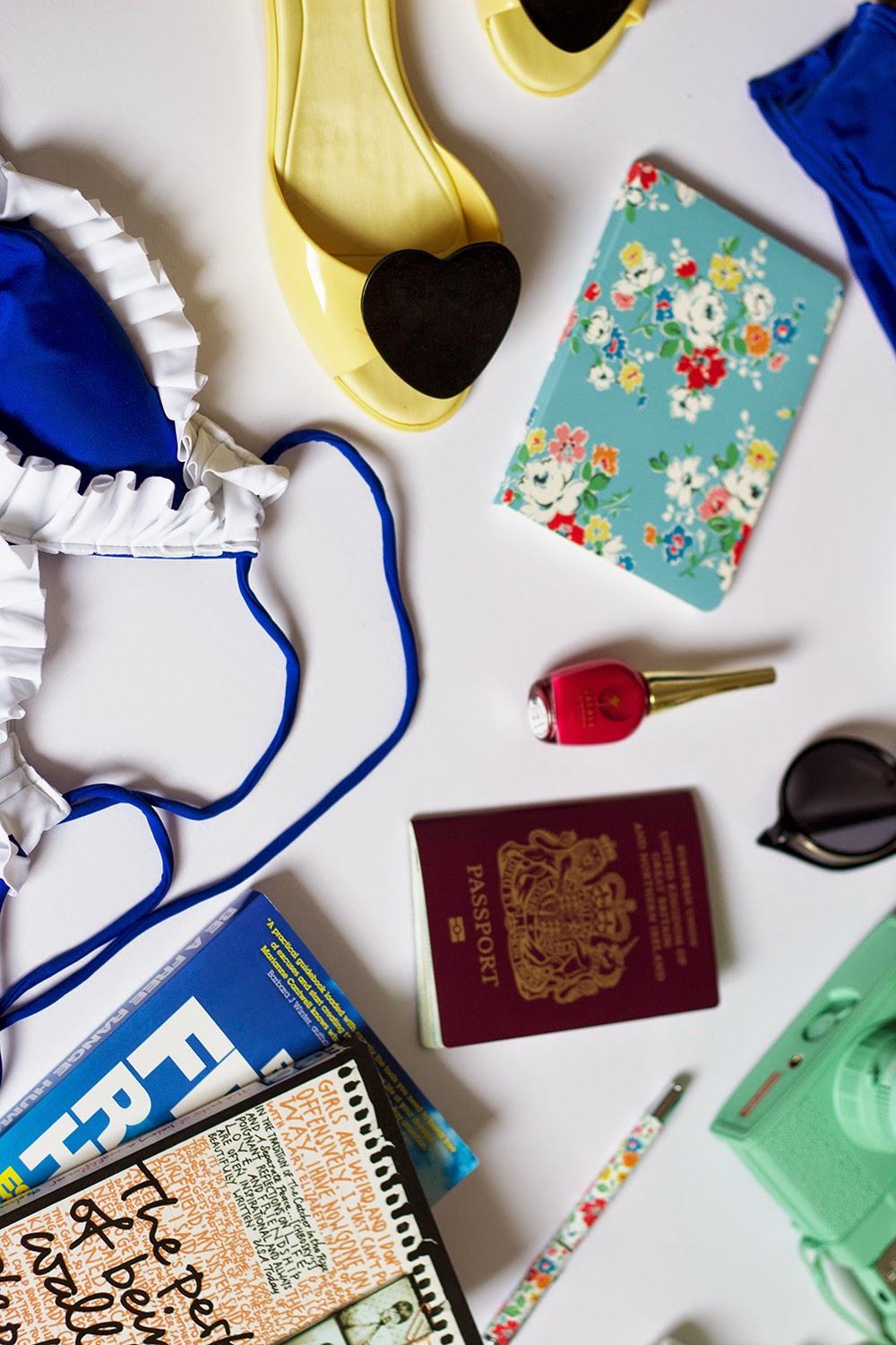 Holiday packing four tips uk blogger
