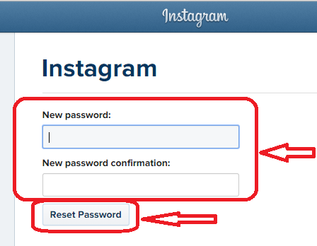 Social Media Help: i forgot my instagram username and password