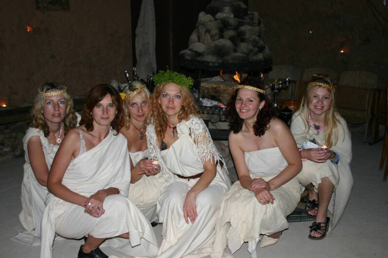 Special Days To Enjoy Together TRADITIONAL LITHUANIAN WEDDING