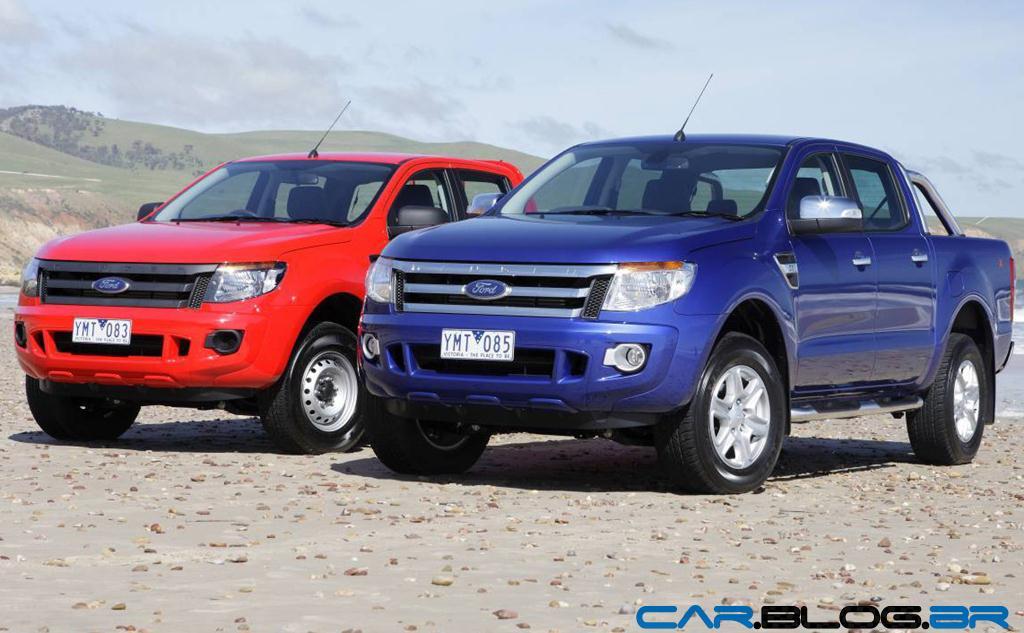 Ford Ranger 2013 XLT Cabine Dupla 2013
