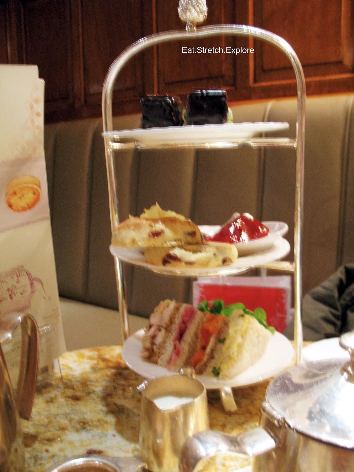 Betty S Tea Room York Reservations