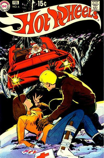 Hvornår bliver Alex Toth's Hot Wheels genoptrykt?