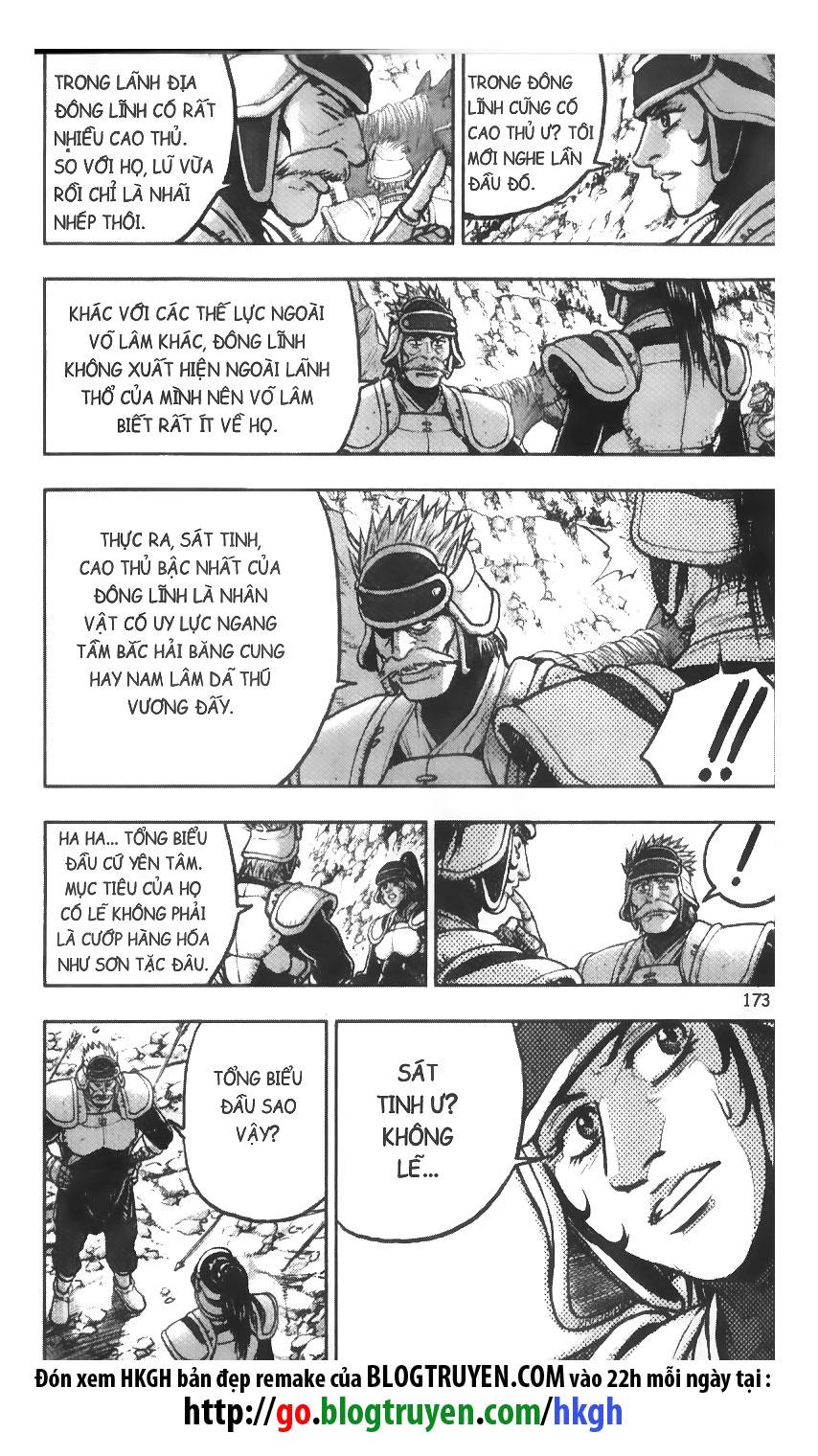 Hiệp Khách Giang Hồ chap 363 page 27 - IZTruyenTranh.com