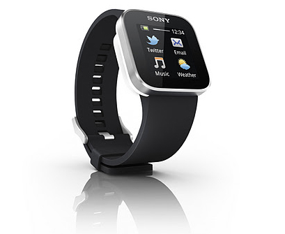 Sony Ericsson's SmartWatch, Photo, image