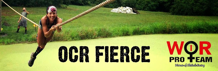 OCR Fierce #OCRfierce