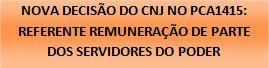 CNJ: DECISÃO
