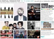 El Festival Mirador Pop 2011