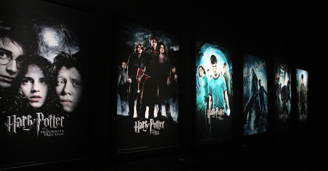 Affiche du film Harry Potter