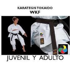 Karategi marca TOKAIDO Homologado WKF