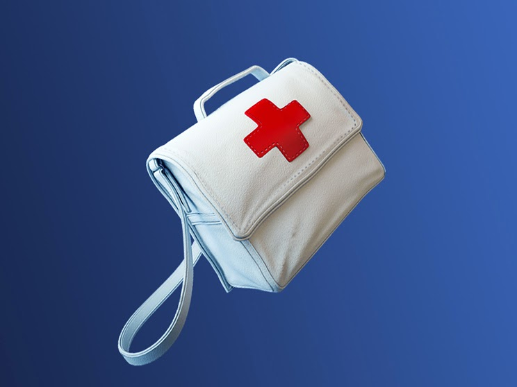 Custom Design Medicine Bag Photoshop