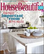House Beatutiful Magazine