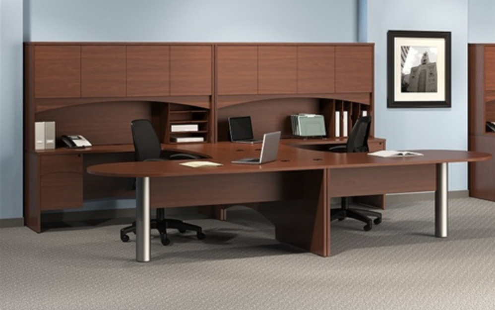 Anything Furniture Blog: Top 5 Eco Friendly Office Desks by Mayline