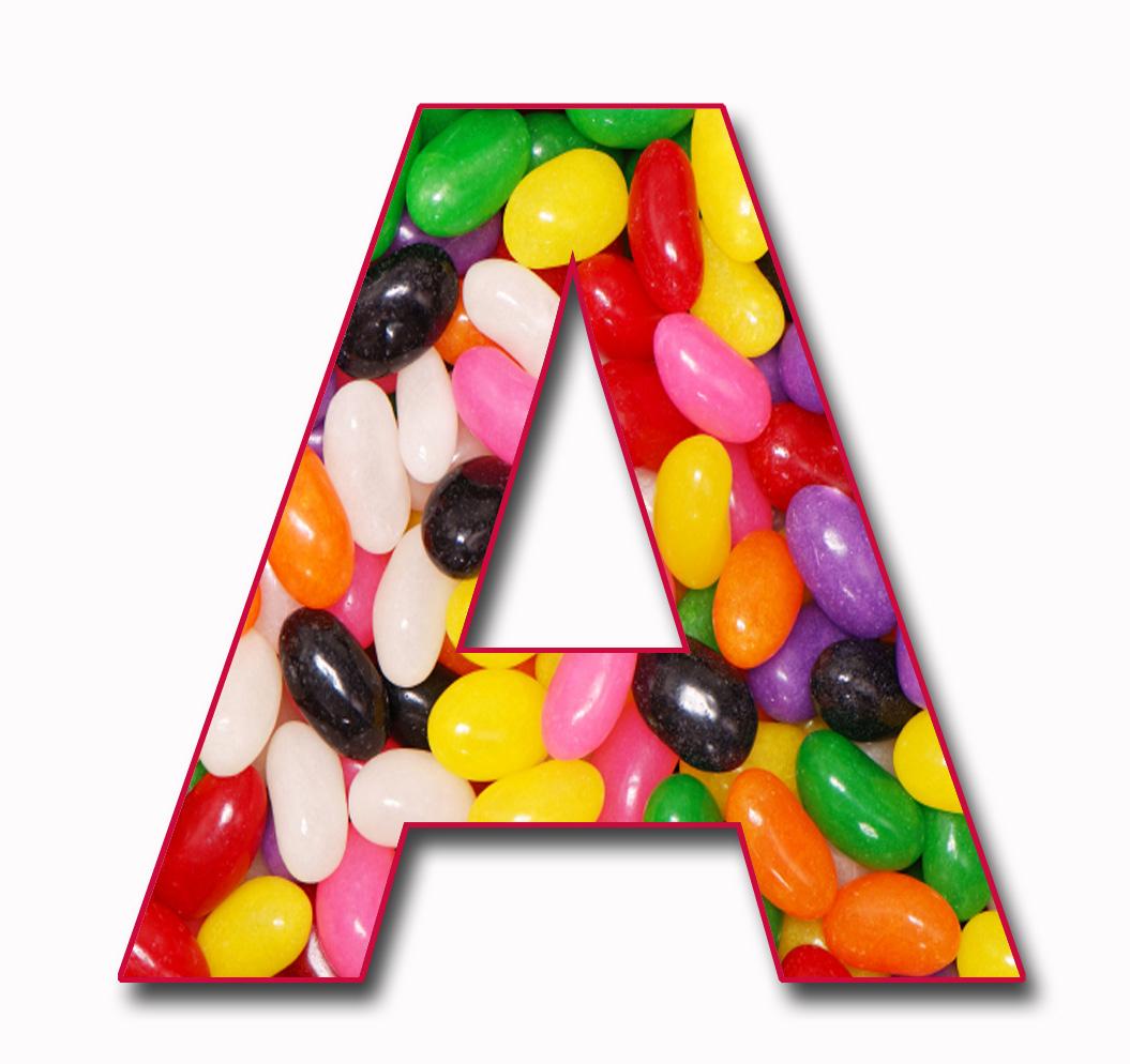 free christmas alphabet printables