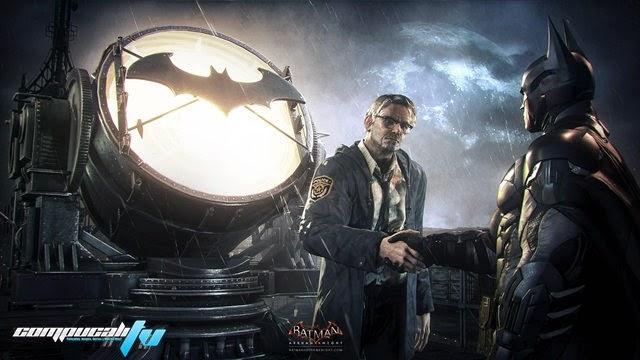 Batman: Arkham Knight trailer de jugabilidad