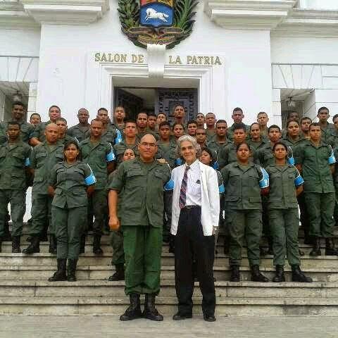 Grtupo de Policia Aerea / Base Sucre - Agosto 2014