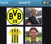 footbal quiz solution niveau 8