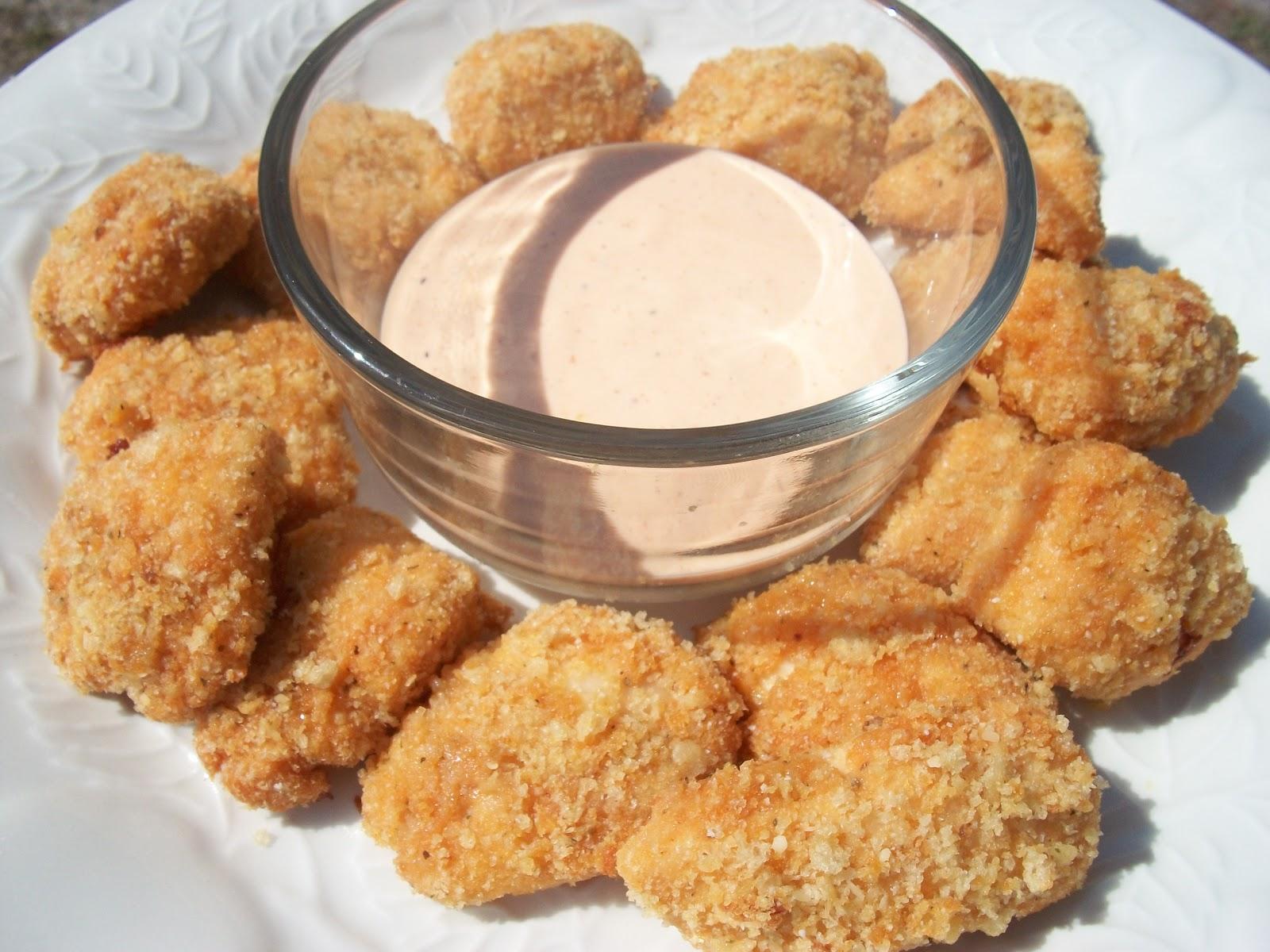 Crispy Buffalo Chicken Bites | Sandy\'s Kitchen