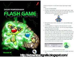 ebook pemrograman game flash